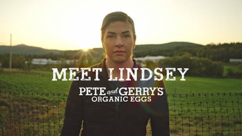 Meet Lindsey - Pete and Gerry's Organic Eggs
