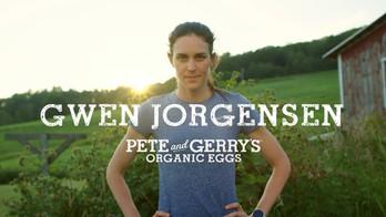 Gwen Jorgensen - Pete and Gerry's Organic Eggs