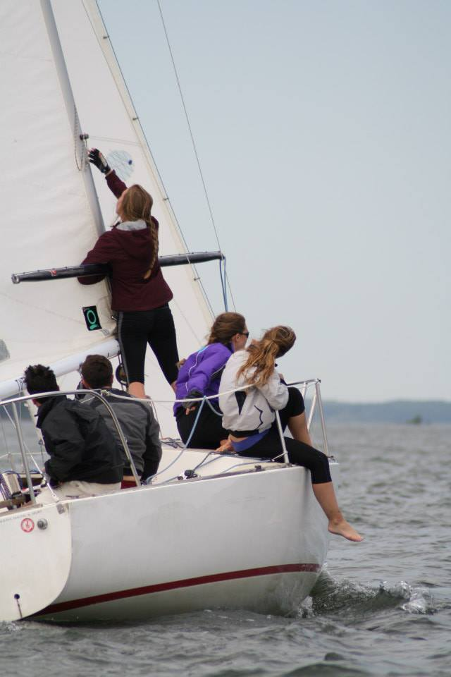 Easter Regatta 2015