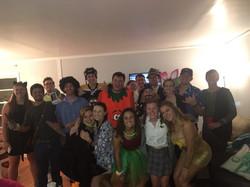 Gamecock Sailing halloween party '16