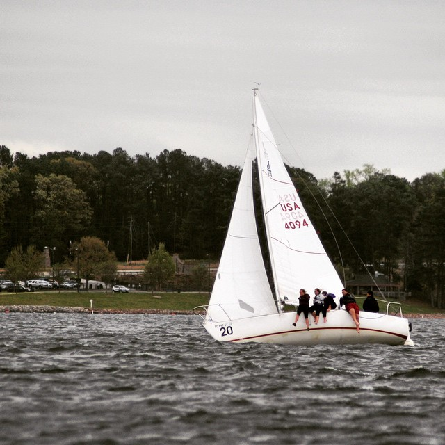Easter Regatta '15