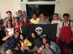 Gamecock Sailing Aquatic party '16