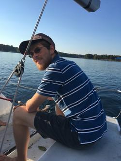 Eric @ Keelboat Clinic Fall '16
