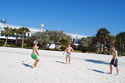 Beach Fun in Florida Spring '16