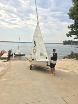 Dinghy Practice Fall '16