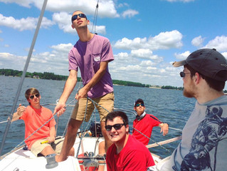 Last Keelboat Clinic for the Semester
