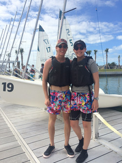 Mackey & Ashley SAISA Open '16