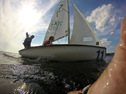 Dinghy practice Fall '15