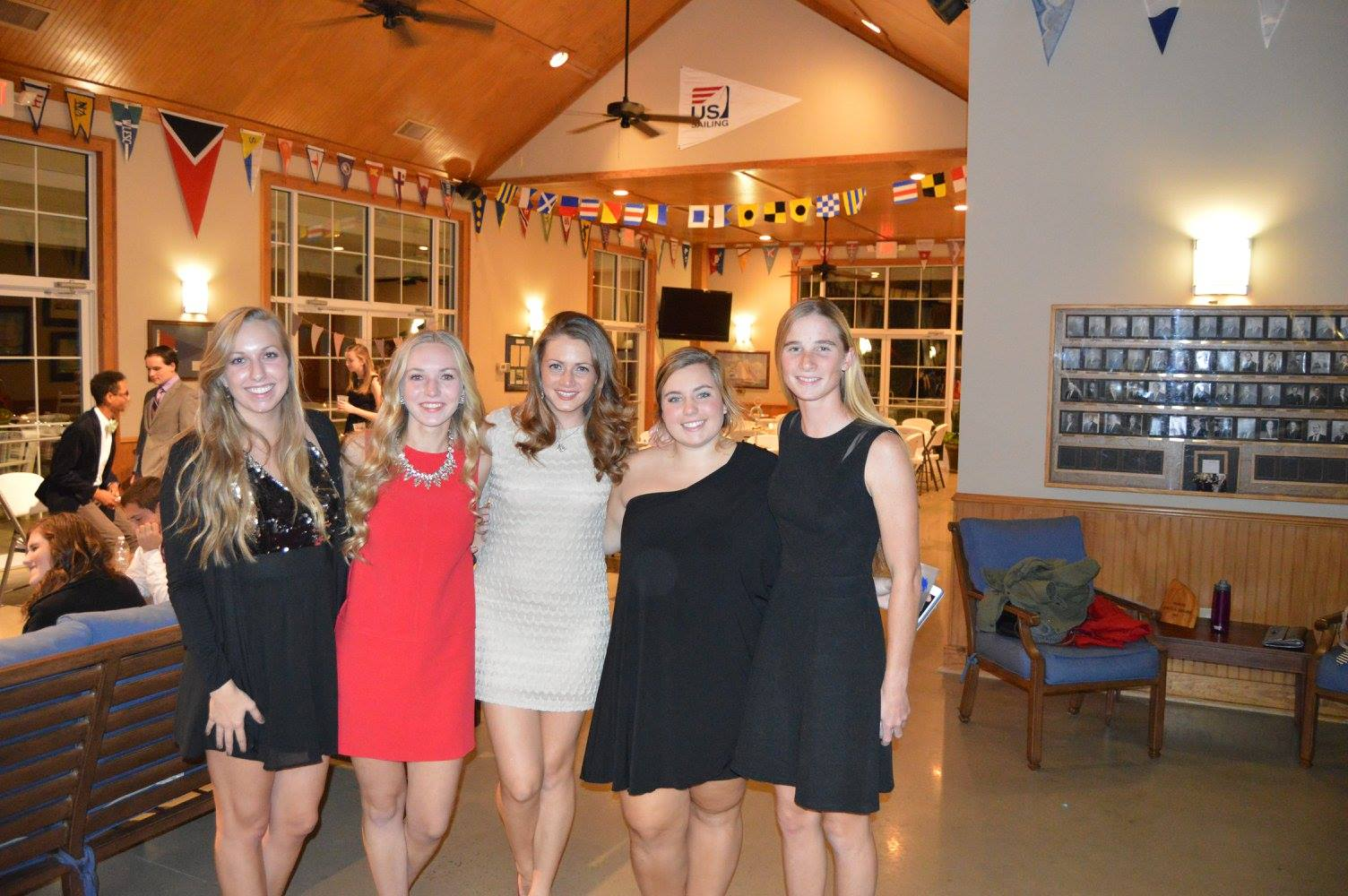 Sailing Banquet Fall '14