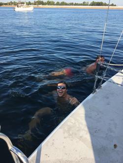 Ryan @ Keelboat Clinic Fall '16