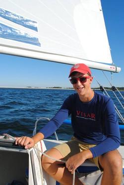 Zach @ Keelboat Clinic Fall '16