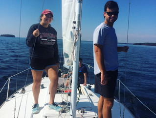 Club Keelboat Clinic