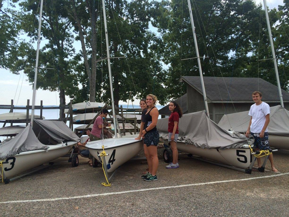Dinghy Clinic Fall '16