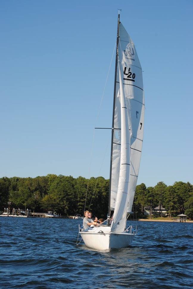 Keelboat Clinic Fall '16