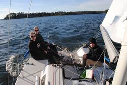 Keelboat Practice Spring '17