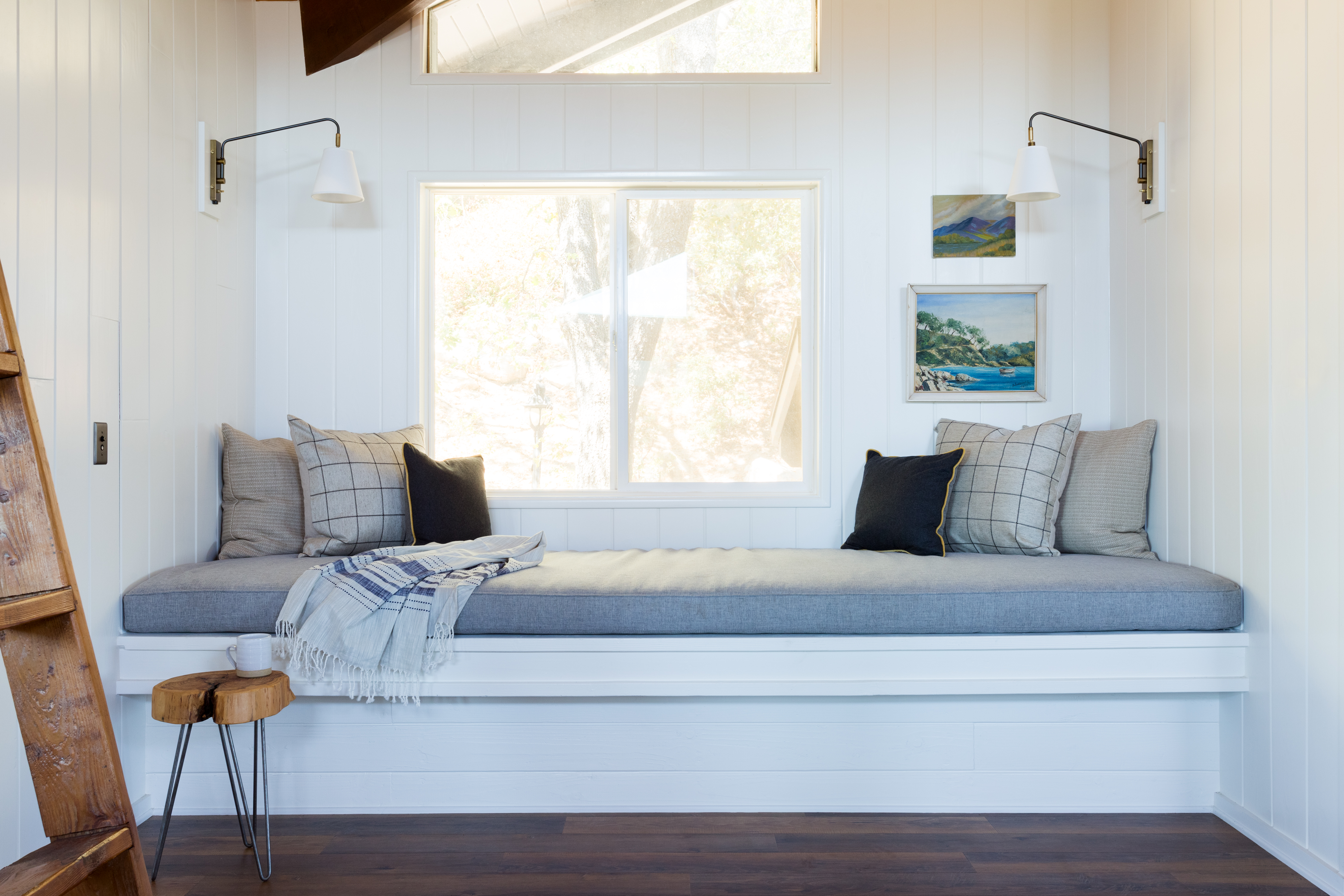 Lake House Window Seat