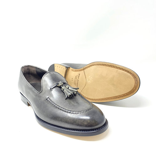 Ash Leather Penny Loafer