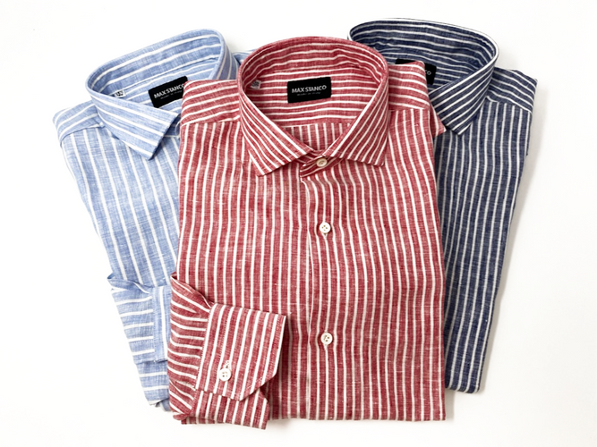 FRONT BUTTON-DOWNS