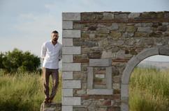 Standing walls in Aquilonia.