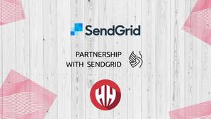 Partnership with SendGrid