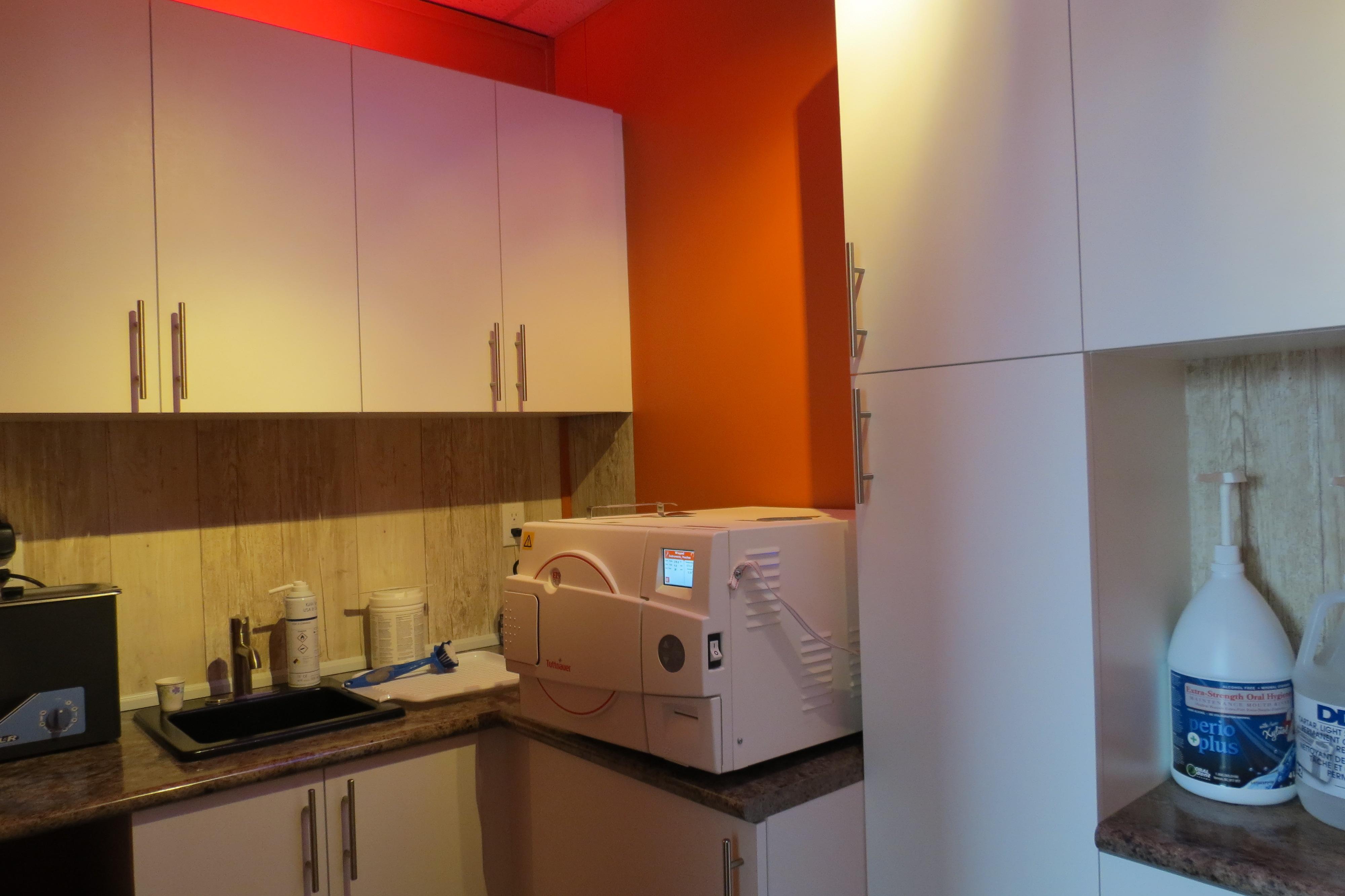 sterilization centre