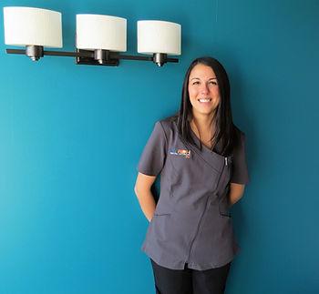 Brittany Gambacort dental hygienist