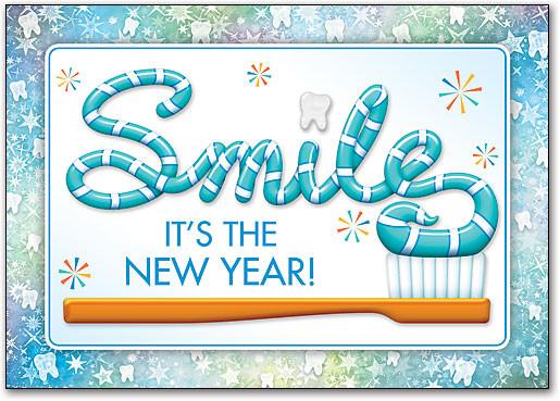 Smile, Happy New Year