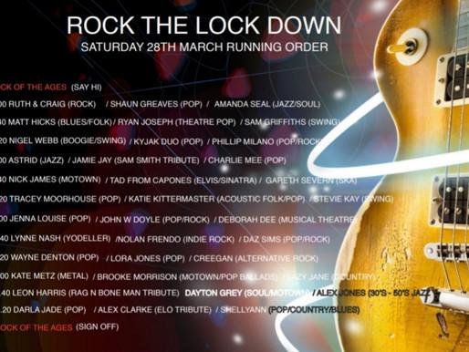 Rock the Lock Down!