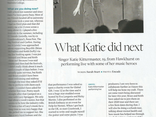 Kent Life Magazine Feature