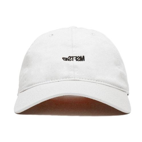 REVERSE-REP CAP, WHITE