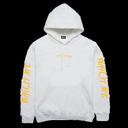 Watch Me Sweatshirt, White