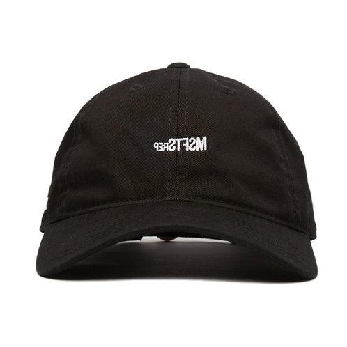 REVERSE-REP CAP, BLACK