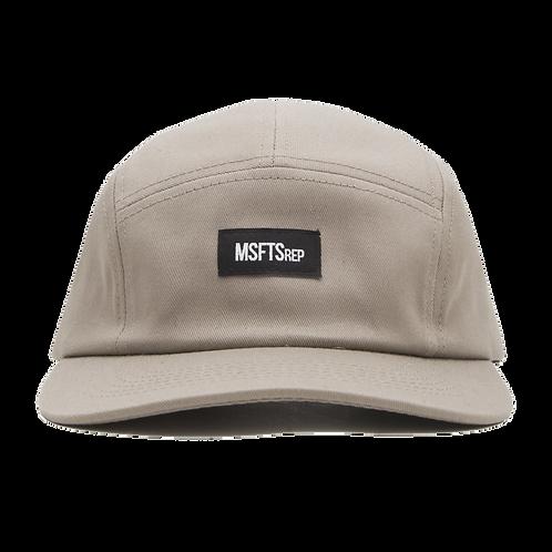MSFTS CAMPER HAT, SAND