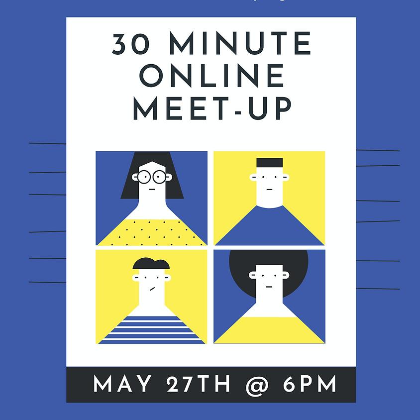 30 Minute Tutor Meet-Up