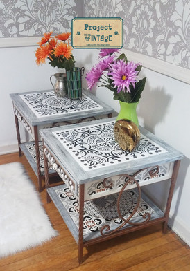 Elementary End Tables