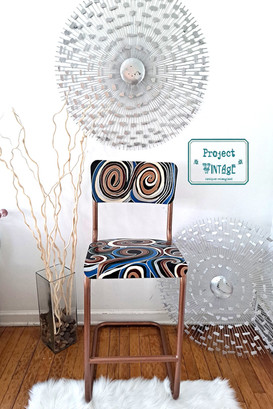 """Art Series """"Hope Chair"""" by Project Vintage"""
