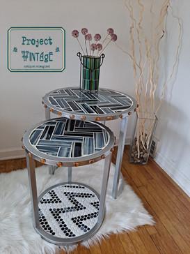 Revitalized Nesting Tables
