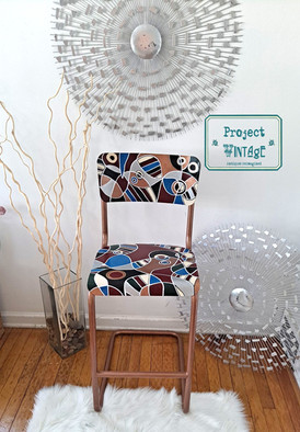 The Synthesis Chair by Project Vintage