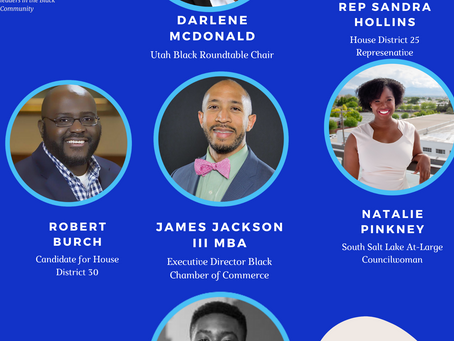 Black/ African American Town Hall