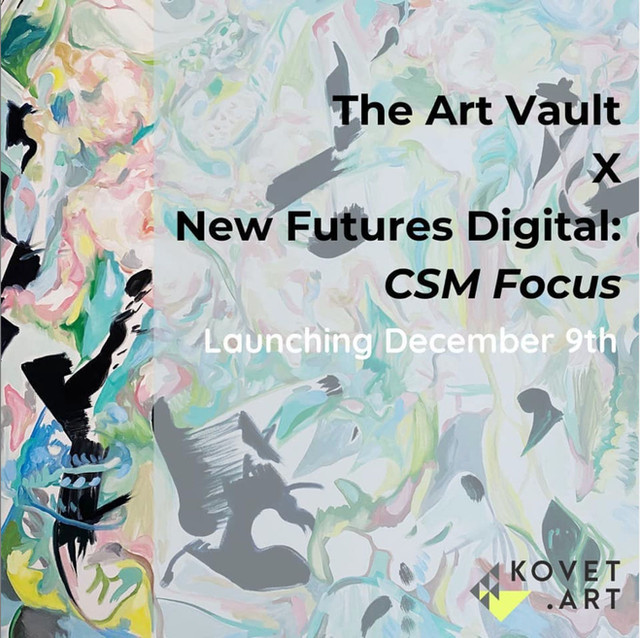 The Art Vault, Kovet.Art December 2020