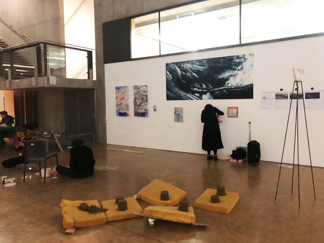 Big Space Exhibition, CSM, 2019