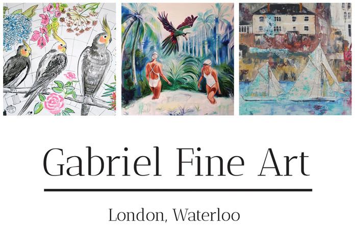 'Summer time', Group show, Gabriel Fine Arts