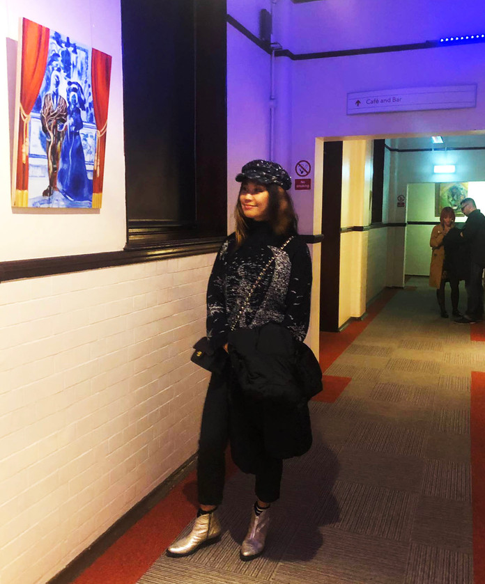 Featured Exhibition 'Stage of life', Harrow Art Centre, 2019