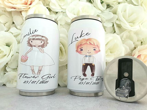 Personalised Drinking Cans