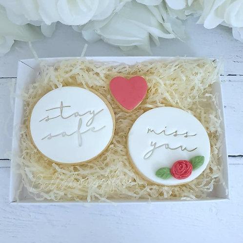 Lockdown Cookie Gift Set