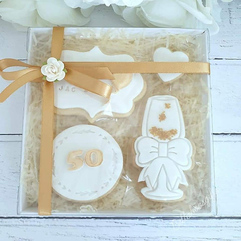 Birthday Cookie Gift Set