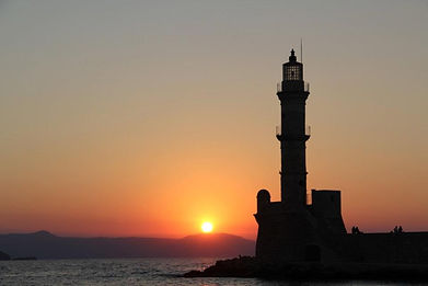 Lighthouse in Chaia