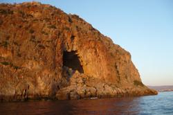 Cave on Thodorou Island