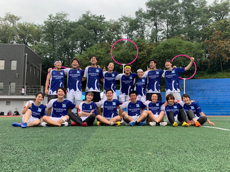 Asia・Pacific Quidditch Cup 準優勝