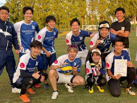 第三回クィディッチ全日本選手権優勝